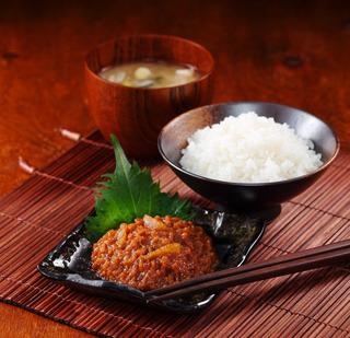 三田屋総本家自慢の特製肉みそ �A.jpg